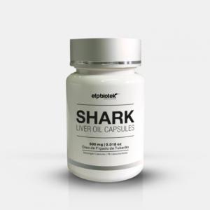Shark Liver Oil - Softgel Capsules