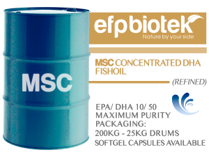 MSC Concentyrated DHA Fishoil