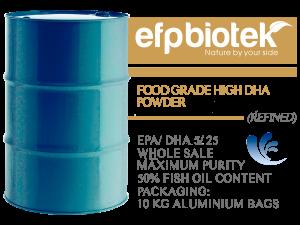 ood grade High DHA Powder
